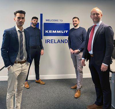 Kemmlit Team Ireland